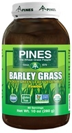 Pines - Barley Grass Powder 100% Pure - 10 oz. (043952000117)