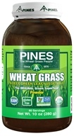 Pines - Wheat Grass Powder 100% Pure - 10 oz., from category: Nutritional Supplements
