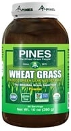 Pines - Wheat Grass Powder 100% Pure - 10 oz. by Pines