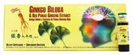 Prince of Peace - Ginkgo Biloba Red Panax Ginseng Extract 30 x 10cc Bottles - $10.98