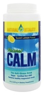 Natural Vitality - Natural Calm Anti-Stress Drink Sweet Lemon Flavor - 16 oz. (183405000148)