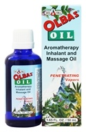 Olbas - Aromatherapy Massage Oil & Inhalant 50 cc - 1.65 oz. (715486500318)