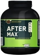 Image of Optimum Nutrition - After Max Post-Workout Maximum Recovery Chocolate Sundae - 4.27 lbs.