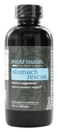 Peaceful Mountain - Stomach Rescue - 4 oz.