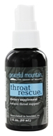 Peaceful Mountain - Throat Rescue - 2 oz.