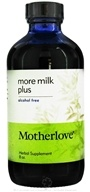 Motherlove - More Milk Plus Alcohol Free - 8 oz.