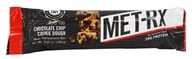 MET-Rx - Big 100 Meal Replacement Bar Chocolate Chip Cookie Dough - 3.52 oz., from category: Sports Nutrition
