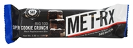 MET-Rx - Big 100 Colossal Meal Replacement Bar Super Cookie Crunch - 3.52 oz., from category: Sports Nutrition