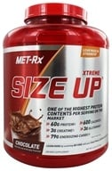 MET-Rx - Xtreme Size Up Chocolate - 6 lbs. - $44.49