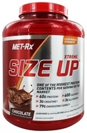 MET-Rx - Xtreme Size Up Chocolate - 6 lbs. by MET-Rx