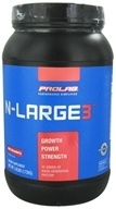 Prolab Nutrition - N-Large 3 Wild Strawberry - 3.8 lbs. (formerly N large II) - $23.99