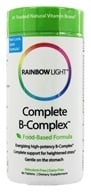 Rainbow Light - Complete B-Complex - 90 Tablets