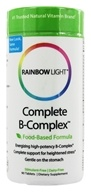 Rainbow Light - Complete B-Complex - 90 Tablets, from category: Vitamins & Minerals