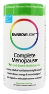Rainbow Light - Complete Menopause Multivitamin - 120 Tablets, from category: Vitamins & Minerals