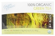 Prince of Peace - Organic Green Tea - 100 Tea Bags