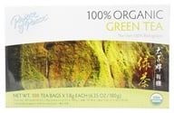 Prince of Peace - Organic Green Tea - 100 Tea Bags by Prince of Peace