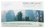 Prince of Peace - Organic Oolong Tea - 100 Tea Bags (039278152005)