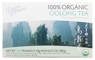 Prince of Peace - Organic Oolong Tea - 100 Tea Bags by Prince of Peace