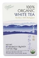 Prince of Peace - Organic White Peony Tea - 20 Tea Bags, from category: Teas