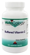 Nutricology - Buffered Vitamin C - 120 Capsules by Nutricology