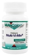 Nutricology - Children's Multi-Vi-Min - 150 Vegetarian Capsules, from category: Vitamins & Minerals