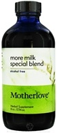 Motherlove - More Milk Special Blend Alcohol Free - 8 oz.