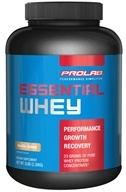 Prolab Nutrition - Essential Whey Powder Vanilla Creme - 5 lbs. formerly Pure Whey, from category: Sports Nutrition