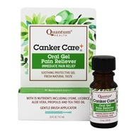 Quantum Health - Canker Care Plus - 0.33 oz. by Quantum Health