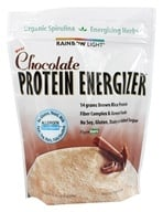 Rainbow Light - Protein Energizer Shake Powder Chocolate - 11 oz., from category: Health Foods
