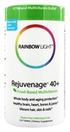 Rainbow Light - Rejuvenage 40+ Multivitamin - 120 Tablets by Rainbow Light