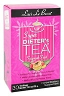 Laci Le Beau - Super Dieter's Tea Caffeine Free Tropical Fruit - 30 Tea Bags