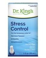 King Bio - Homeopathic Natural Medicine 9-1-1 Stress Control - 2 oz.