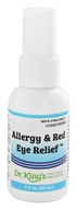 King Bio - Homeopathic Natural Medicine Allergy Red Eye Relief - 2 oz., from category: Homeopathy