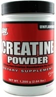 Optimum Nutrition - Micronized Creatine Powder Creapure Unflavored - 1200 Grams by Optimum Nutrition