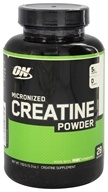 Optimum Nutrition - Micronized Creatine Powder Creapure Unflavored - 150 Grams