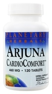 Planetary Herbals - Arjuna CardioComfort 460 mg. - 120 Tablets Formerly Planetary Formulas, from category: Herbs