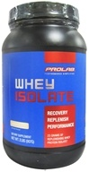 Prolab Nutrition - Whey Protein Isolate Powder Vanilla Creme - 2 lbs. CLEARANCE PRICED