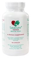 Proper Nutrition - Seacure Hydrolyzed White Fish 500 mg. - 180 Capsules