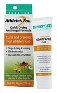 Quantum Health - Derma Athlete's Foot - 21 Grams by Quantum Health