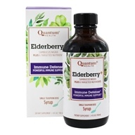 Image of Quantum Health - Elderberry Syrup - 4 oz.
