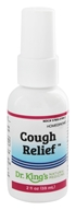 King Bio - Homeopathic Natural Medicine Cough Relief - 2 oz., from category: Homeopathy