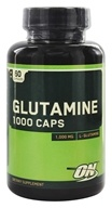 Image of Optimum Nutrition - Glutamine 1000 Caps - 60 Capsules