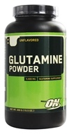 Image of Optimum Nutrition - Glutamine Powder Unflavored - 300 Grams