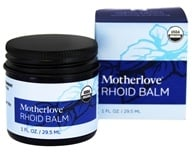 Image of Motherlove - Rhoid Balm - 1 oz.