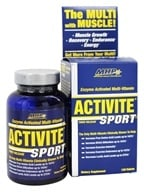 Image of MHP - Activite Sport Multi-Vitamin Enzyme Activated Timed Release - 120 Tablets