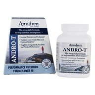 MHP - Amidren (Increase Testosterone Production) - 60 Tablets