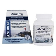 MHP - Amidren (Increase Testosterone Production) - 60 Tablets (666222200019)
