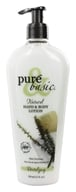 Pure & Basic - Natural Hand & Body Lotion Revitalizing - 12 oz., from category: Personal Care