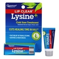 Image of Quantum Health - Lip Clear Lysine Plus Ointment - 7 Grams