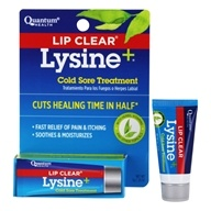 Quantum Health - Lip Clear Lysine Plus Ointment - 7 Grams (046985016742)
